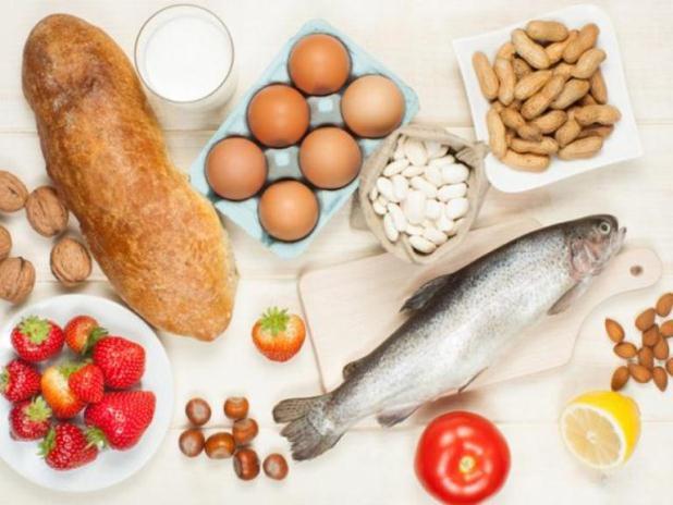 Alergia alimentaria carpe diem