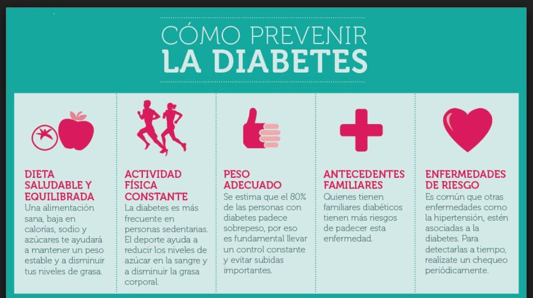 formas de prevenir la diabetes tipo 1