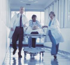 El celador en la sanidad