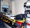 Operaciones de mantenimiento preventivo del vehículo sanitario y control de su dotación material