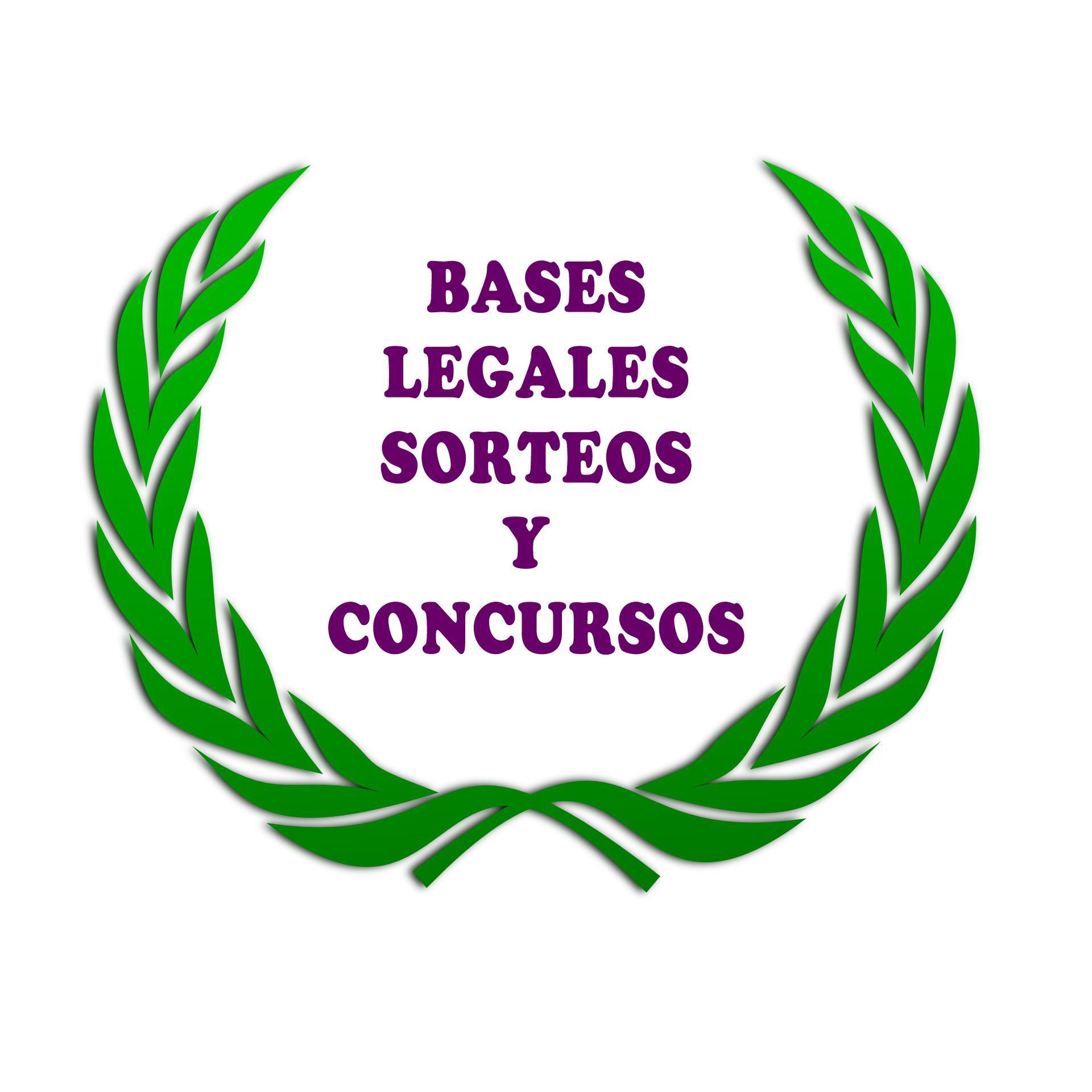 Bases legales sorteos y concursos