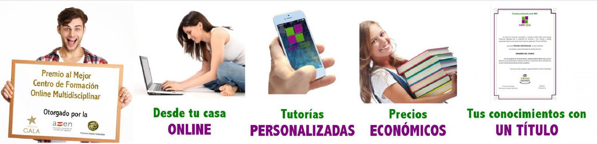 Cursos Online - Cursos Profesionales desde casa