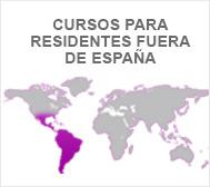 Cursos para residentes fuera de España