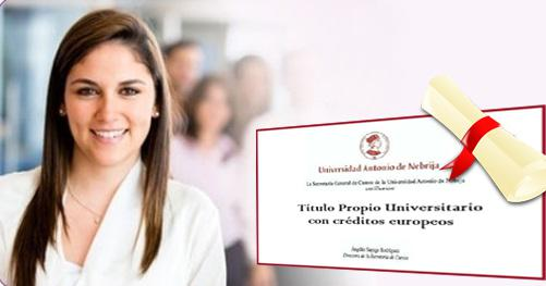 Cursos acreditados por la Universidad de Nebrija